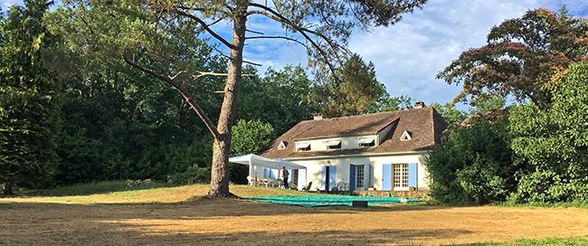 retreat house