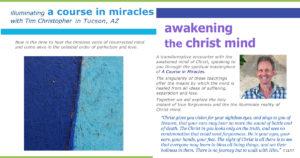 awakening the christ mind