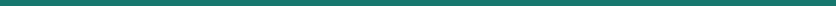 turquoise divider